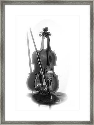 Solo Performance Framed Print by Sue Stefanowicz