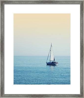 Solo Framed Print by Sharon Lisa Clarke