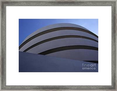Solomon R. Guggenheim Museum Framed Print