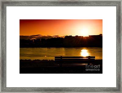 Someday Framed Print