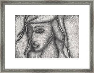 Someone I Knew Framed Print by Daniel Libby