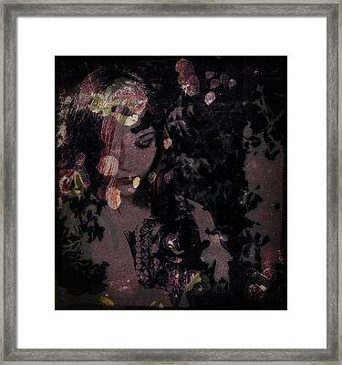 Something Beautiful Framed Print