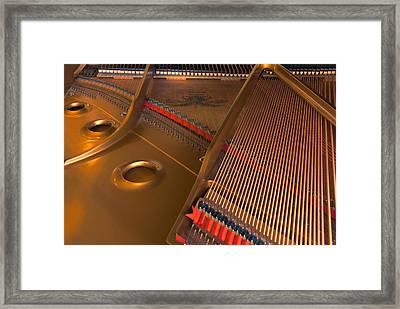 Something Grand Framed Print by Steven Richardson