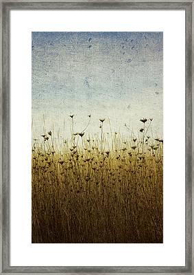 Somewhere Framed Print by Rebecca Cozart