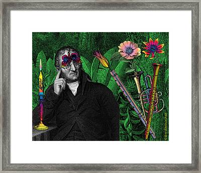Song Of Nature Framed Print