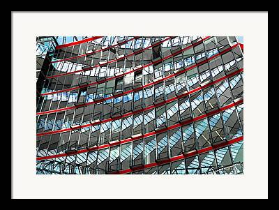 Spiegeln Framed Prints