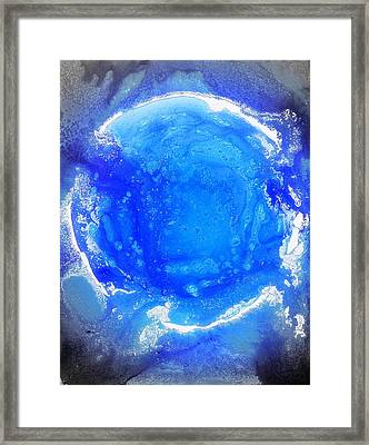 Soul Center Framed Print