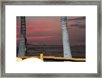 Soul Of Healing Framed Print by Raquel Amaral
