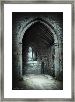 Soul Of Night Framed Print by Svetlana Sewell