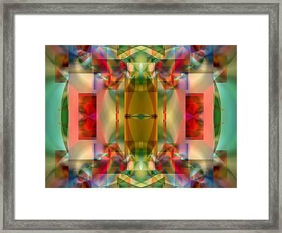 Soul Sanctuary 2 Framed Print by Lynda Lehmann