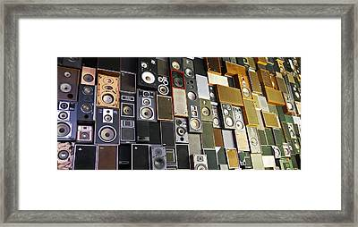 Framed Print featuring the photograph Sound Of Music ... by Juergen Weiss