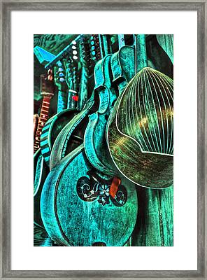South By Southwest Framed Print by Frank SantAgata
