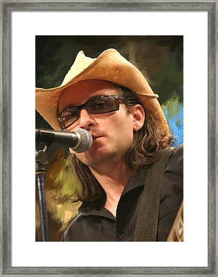 Southern Voice Framed Print by Robert Smith