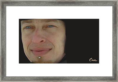 Space Case Levels 001 - 0706 2012 Framed Print by Feile Case