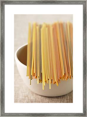 Spaghettis Framed Print by Riou