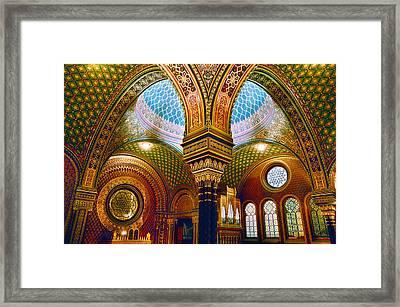 Spanelska Framed Print by John Galbo