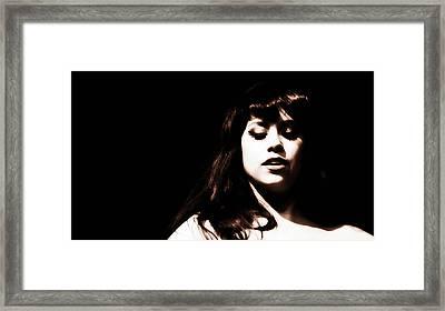 Spanish Angel Framed Print by Elizabeth Hart