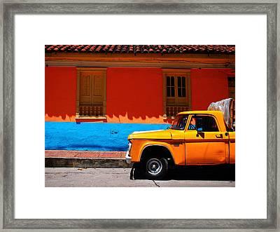 Special Delivery Framed Print by Skip Hunt