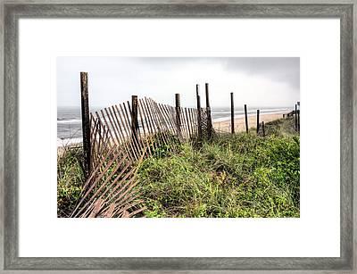 Spf 100 Framed Print by JC Findley