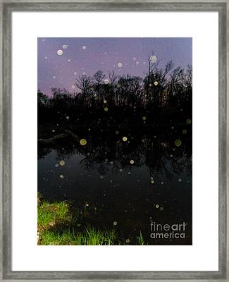Spherical Sunrise Framed Print by Doug Kean