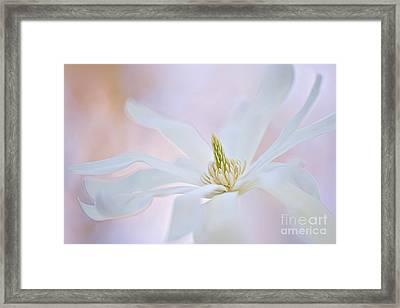 Spirit Of April Framed Print