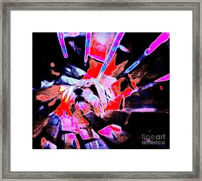 Spirit Of Atsuko Framed Print