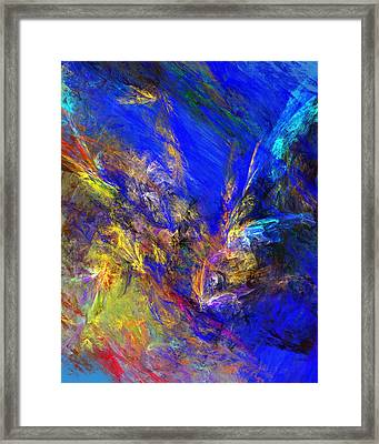 Spirits Over Bay Framed Print by David Lane