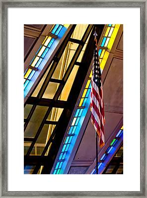 Spiritual Freedom Framed Print