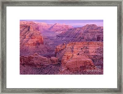 Splendor Of Utah Framed Print by Bob Christopher