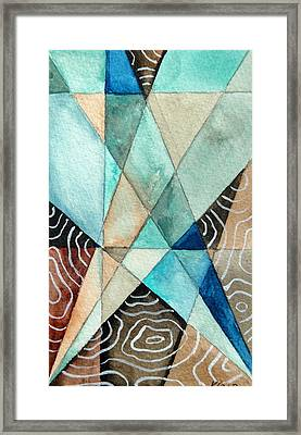 Spotlight Framed Print by Kimberly Garvey