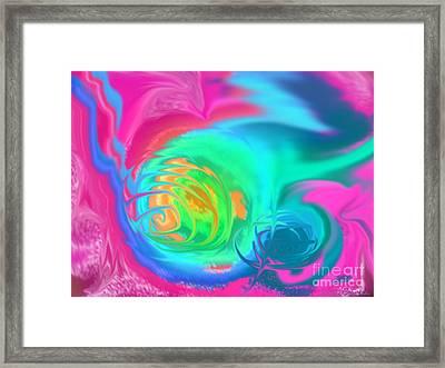 Spring Blooms 1 Framed Print