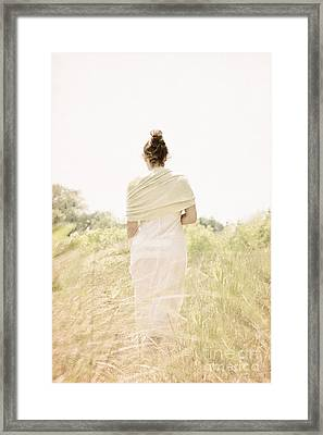 Spring Breeze Framed Print by Margie Hurwich