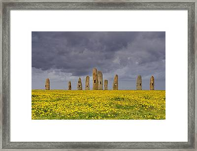 Spring Framed Print by Chencho Mendoza Photography