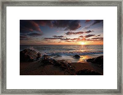 Spring Dawn Framed Print