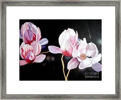 Spring Delight Framed Print
