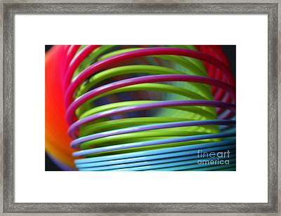 Spring In Spring Framed Print by Tracy Reese