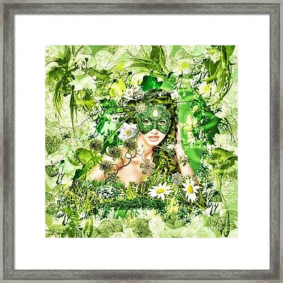 Spring Framed Print by Mo T