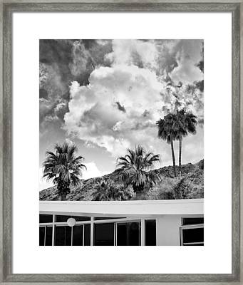 Spring Showers Framed Print