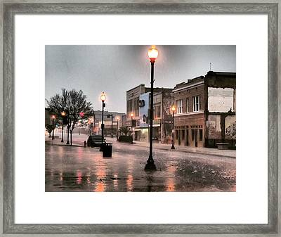 Spring  Framed Print by Tammy Cantrell