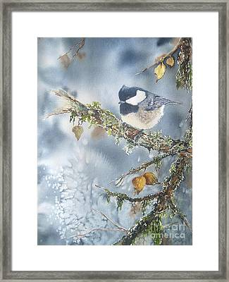 Spring Thaw Framed Print by Patricia Pushaw