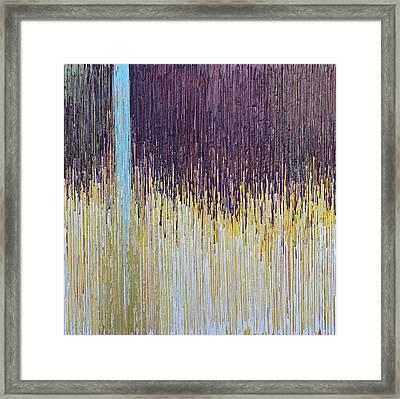 Sprung Framed Print by Kate Tesch