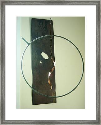 Spyra Gyra Framed Print