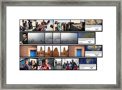 SS2 Framed Print