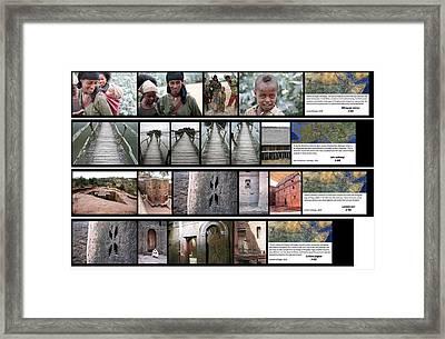 SS3 Framed Print
