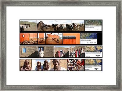 SS5 Framed Print