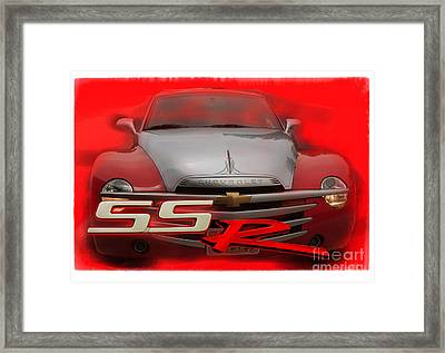 SSR Framed Print by Tom Griffithe