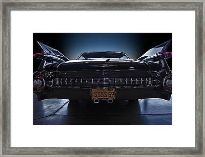 Ssss 59 Framed Print by Bill Dutting