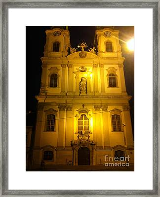 St Anne's Church Framed Print
