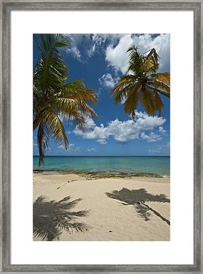 St Croix Afternoon Framed Print