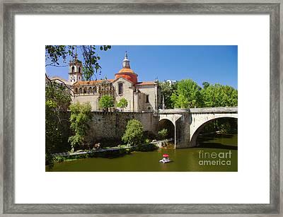 St Goncalo Cathedral Framed Print